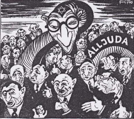 ebrei parassiti